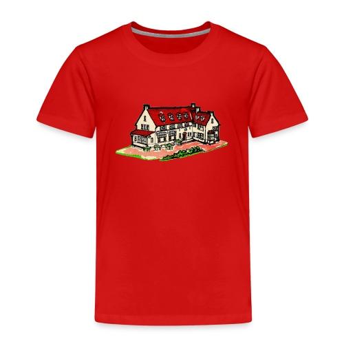 Waar u zich echt thuis gevoelt - Kinderen Premium T-shirt