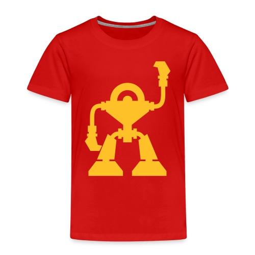 we_want_robots_solo_1 - Kids' Premium T-Shirt