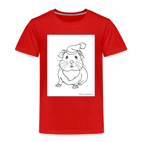 Hamster petite souris blanche guinea - T-shirt Premium Enfant