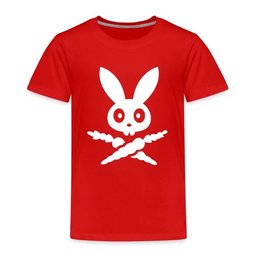 SKULLY Hase bunny Schädel kaninchen häschen - Kinder Premium T-Shirt