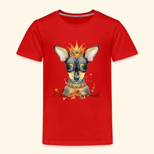 LADY PINCHER - Maglietta Premium per bambini