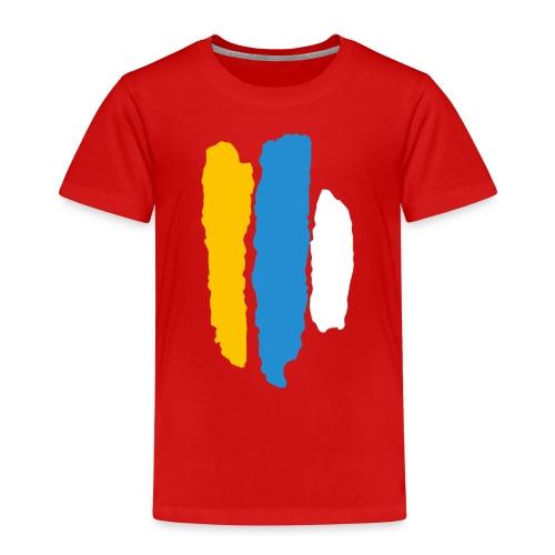 Bandera Canaria - Camiseta premium niño