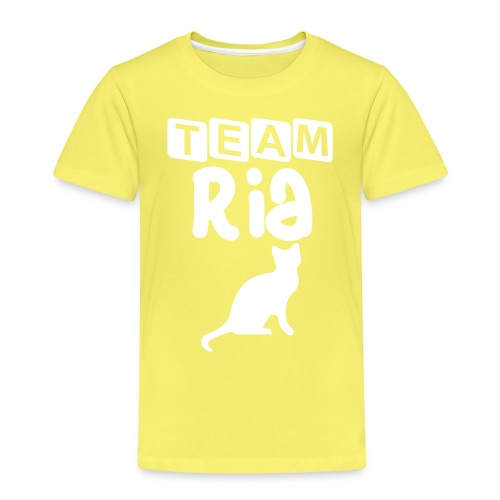 Team Ria - Kids' Premium T-Shirt