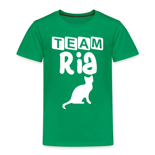 Team Ria - Kids' Premium T-Shirt