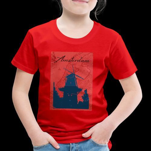 Amsterdam city - Kids' Premium T-Shirt