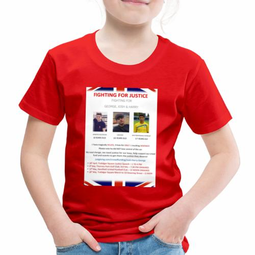 tragically killed - Kids' Premium T-Shirt
