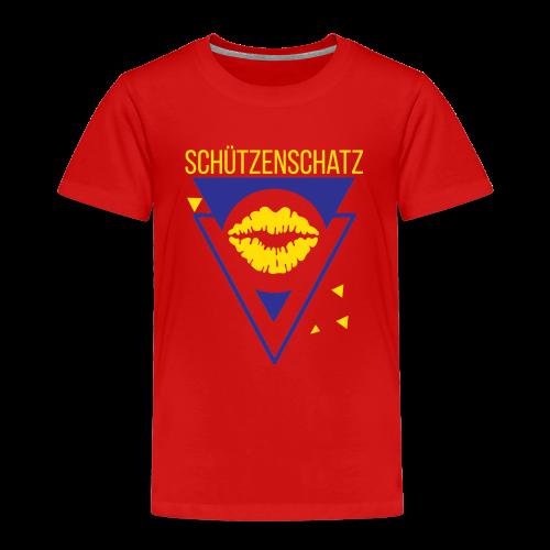 Schützenschatz - Kinder Premium T-Shirt