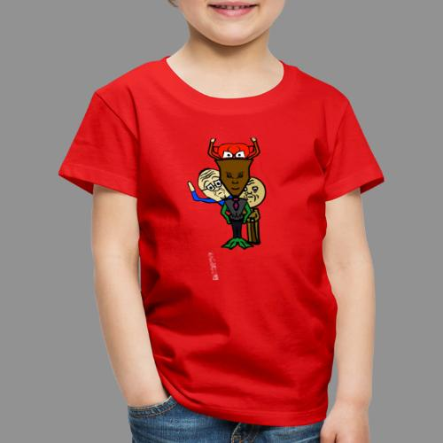 the Drover's - Kinderen Premium T-shirt