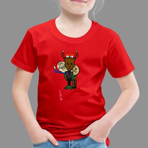 the Drover's - Kinderen Premium T-shirt