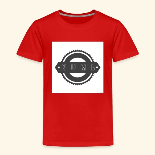 NumbClothingCo logo tee - Kids' Premium T-Shirt