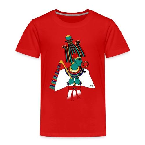 ÄGYPTEN - Osiris - altägyptische Gottheit - Kinder Premium T-Shirt