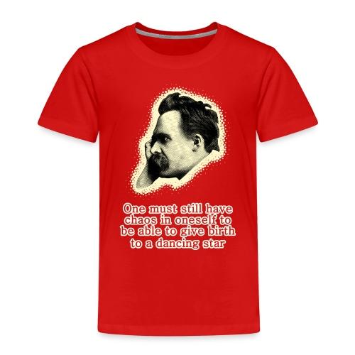 Nietzsche Meme - Kids' Premium T-Shirt