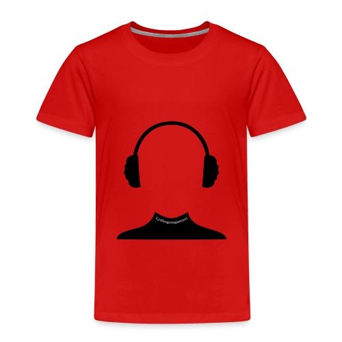 fyld hovedet - Børne premium T-shirt