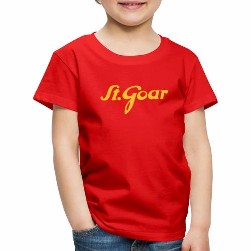 St. Goar - Kinder Premium T-Shirt