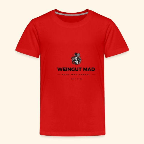 Weingut MAD - Kinder Premium T-Shirt