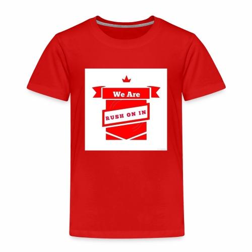 RUSHONIN Logo - Kids' Premium T-Shirt