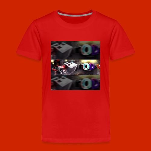 Mcmodsgamer - Kinder Premium T-Shirt