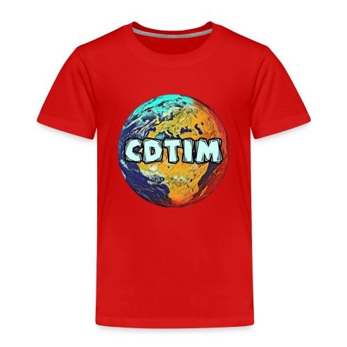 Cdtim - Maglietta Premium per bambini