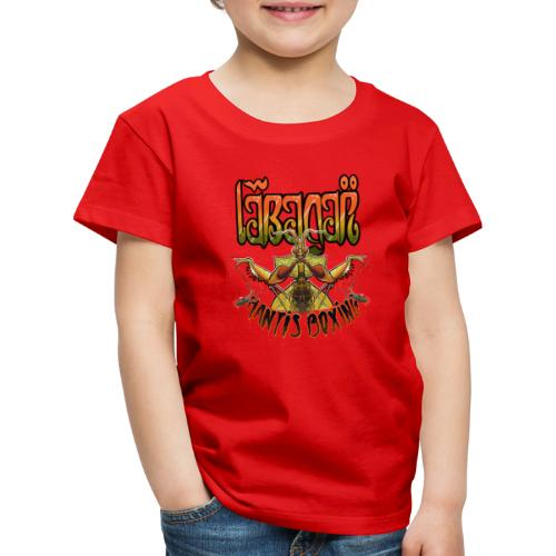 Black mantis - T-shirt Premium Enfant