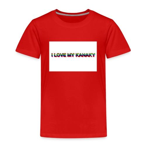 I LOVE - T-shirt Premium Enfant