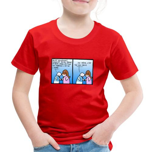 partage - T-shirt Premium Enfant