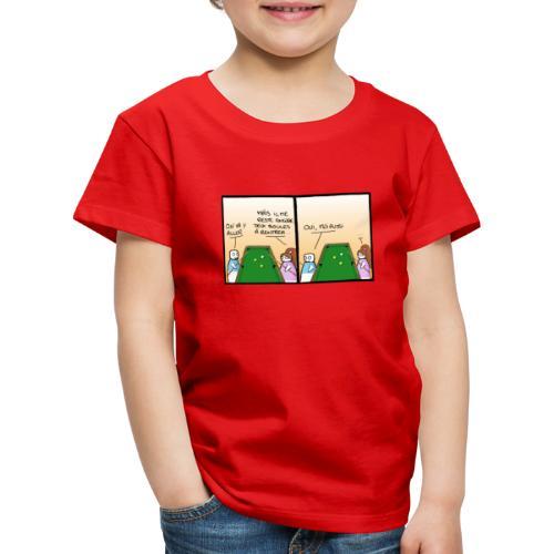billard - T-shirt Premium Enfant