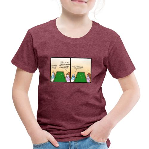 billard - T-shirt Premium Enfant