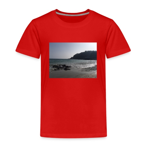 Guernsey Channel Island Beach - Kids' Premium T-Shirt