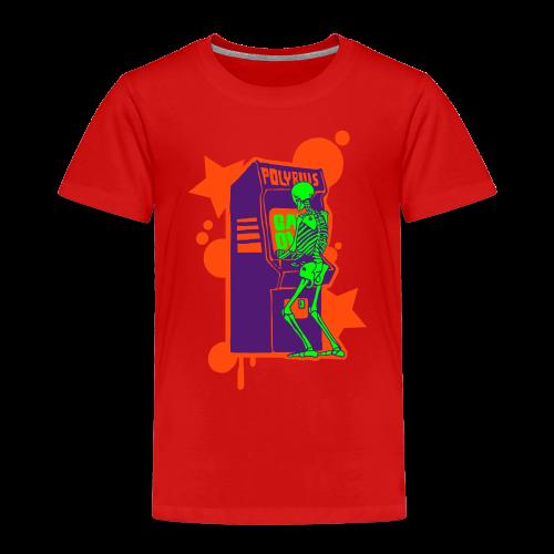 Hi-Score: Crazy Neon - Koszulka dziecięca Premium