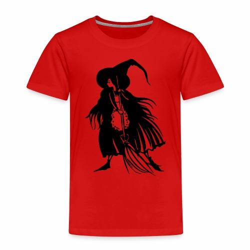 Sorcière balai - T-shirt Premium Enfant