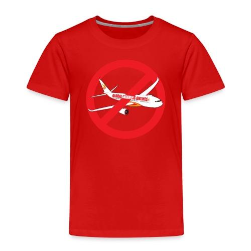 Flygskam - Honte de prendre l'avion - T-shirt Premium Enfant