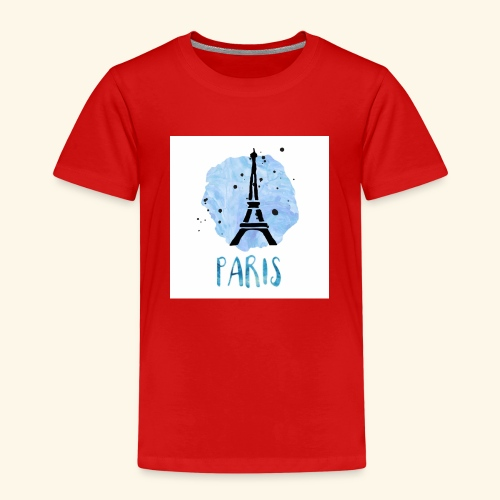Paris - Kinderen Premium T-shirt