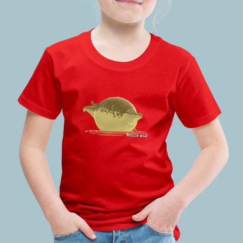 Rollin' Wild - Crocodile - Kids' Premium T-Shirt