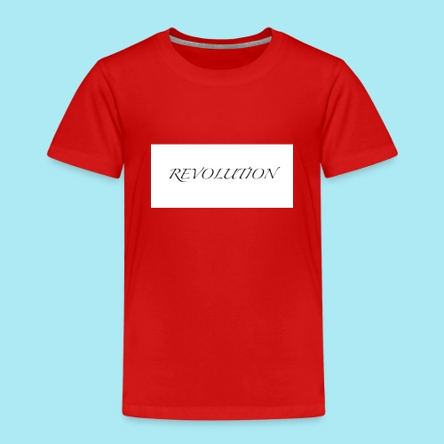 Revolution - Kids' Premium T-Shirt
