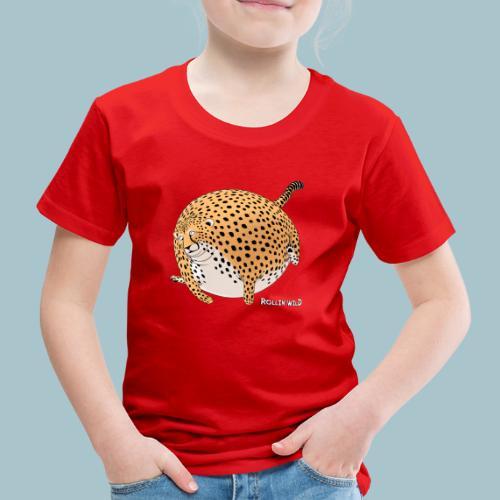 Rollin'Wild - Cheetah - Kids' Premium T-Shirt