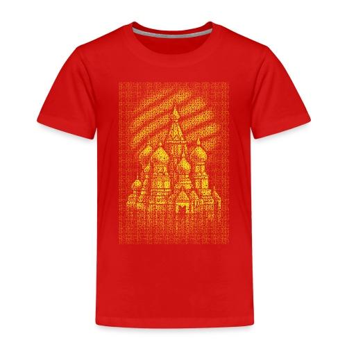 Russian Bricks - Kids' Premium T-Shirt
