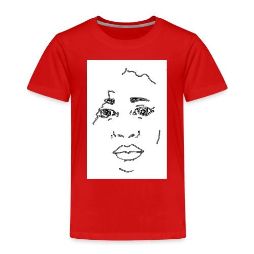 visage - T-shirt Premium Enfant