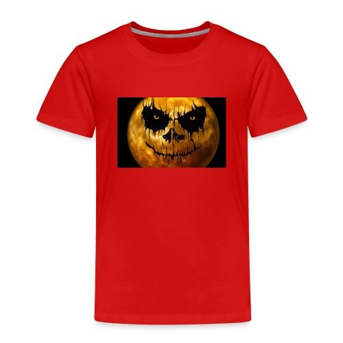 Halloween Mond Shadow Gamer Limited Edition - Kinder Premium T-Shirt