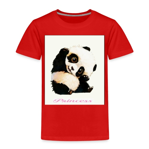 Princesse panda - T-shirt Premium Enfant