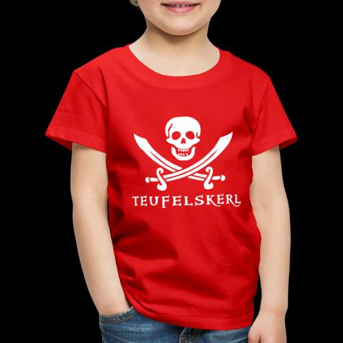 ~ Teufelskerl ~ - Kinder Premium T-Shirt