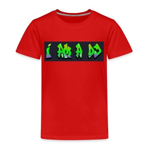 je suis un dj - T-shirt Premium Enfant