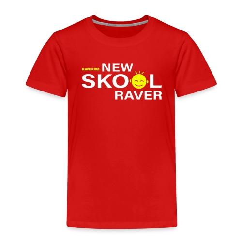 New Skool Raver - Kids' Premium T-Shirt