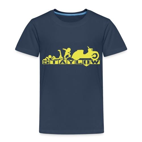 STAYLOW Skater - Kinder Premium T-Shirt