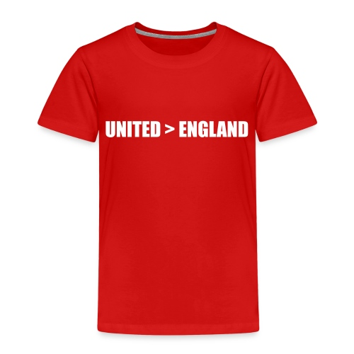 United > England - Kids' Premium T-Shirt