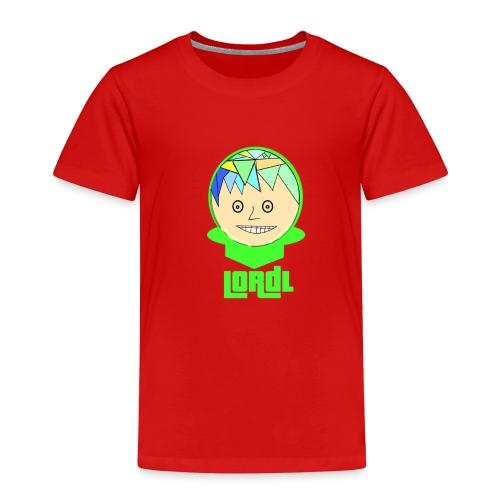 Lord L Comic - Kinder Premium T-Shirt