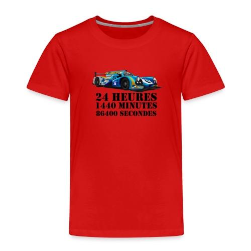 24 Heures - T-shirt Premium Enfant