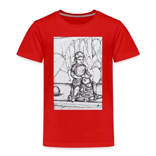 detail devil - T-shirt Premium Enfant