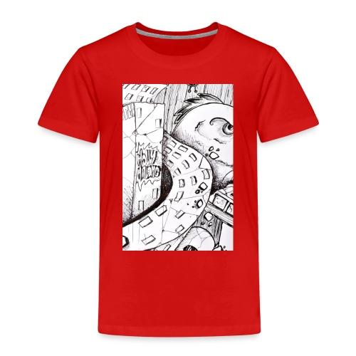 detail bird - T-shirt Premium Enfant