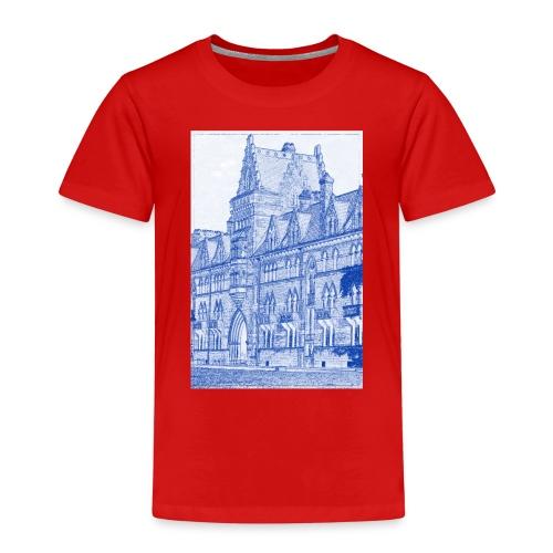 Oxford Architecture Design - Kids' Premium T-Shirt