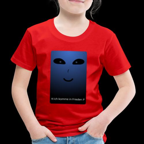 Frieden - Kinder Premium T-Shirt